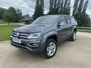 VW Amarok 3.0L V6 224PS Highline