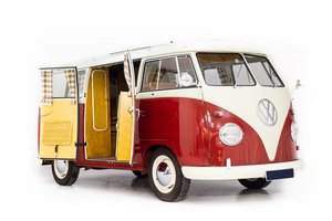 1961 Volkswagen Combi T1 Camper For Sale by Auction