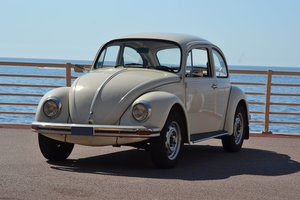 1975 Volkswagen Coccinelle 1200J For Sale by Auction