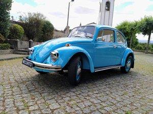 VW Carocha 1300 - 1968