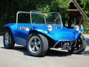 1971 Volkswagen Beach Buggy NICEST BUGGY WE HAVE SEEN. For Sale
