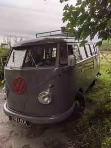 1961 VW Splitscreen Camper LHD For Sale
