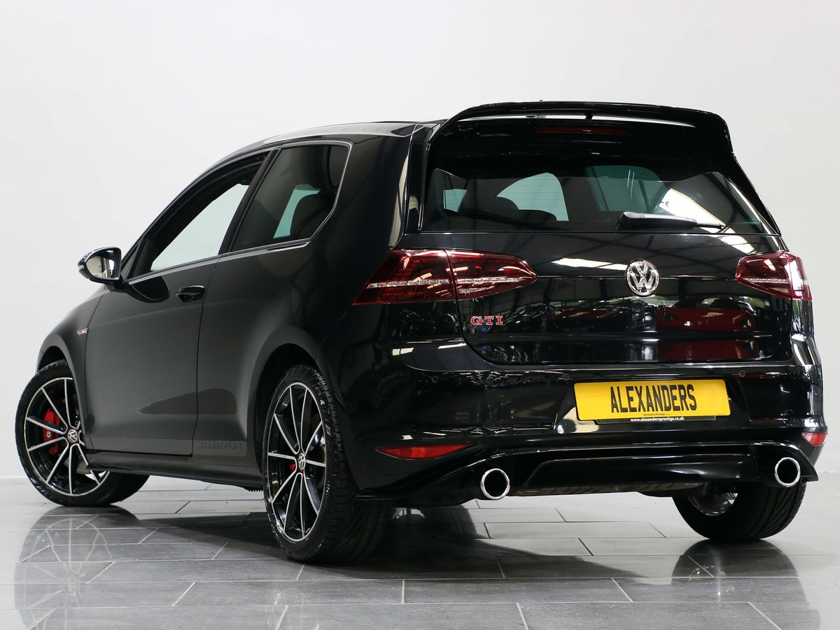 2016 16 66 VOLKSWAGEN GOLF GTI CLUBSPORT DSG For Sale (picture 3 of 6)