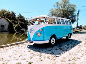 1966 Volkswagen T1 Split Window For Sale