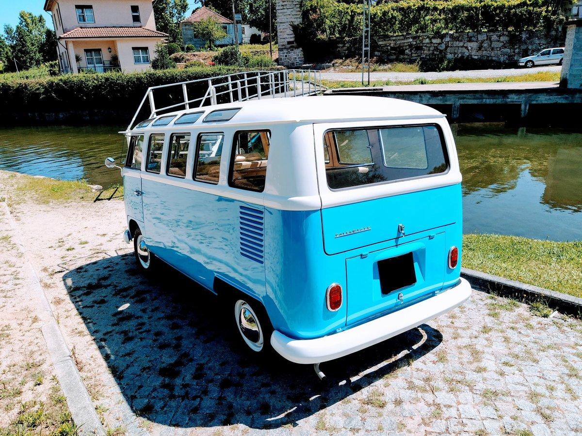 1966 Volkswagen T1 Split Window For Sale (picture 2 of 6)