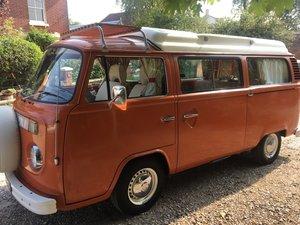 VW Camper 2l RHD 5 seats