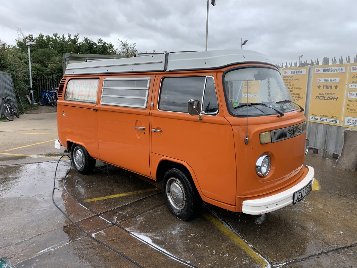 1975 T2 4 berth Westfalia VW Camper For Sale (picture 1 of 1)
