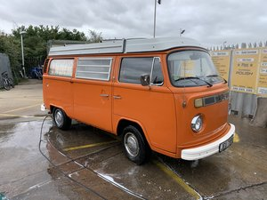 T2 4 berth Westfalia VW Camper