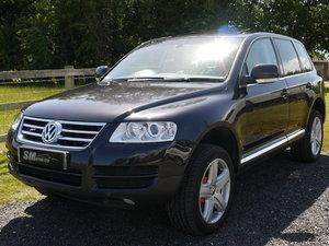 2005 VW TOUAREG 3.0 V6 TDI SPORT AUTO HUGE SPEC SOLD