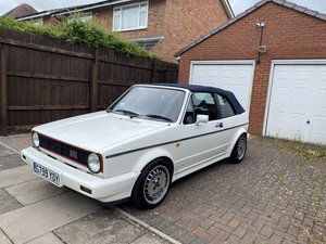 1990 MK1 GTI 20v Turbo For Sale