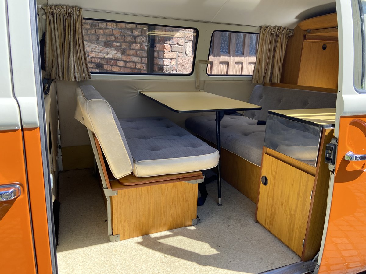1973 VW Camper  For Sale (picture 2 of 6)