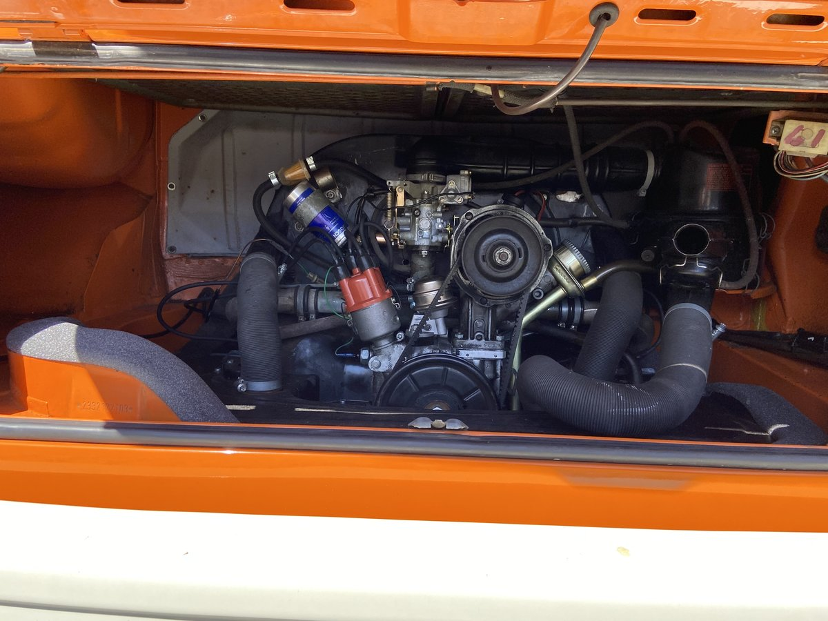 1973 VW Camper  For Sale (picture 4 of 6)