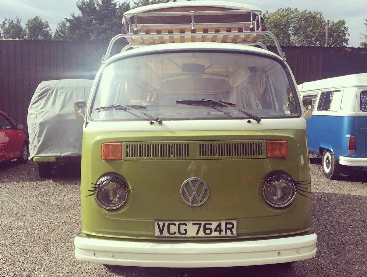 1976 Vw campervan devon (ready to go) For Sale (picture 3 of 6)