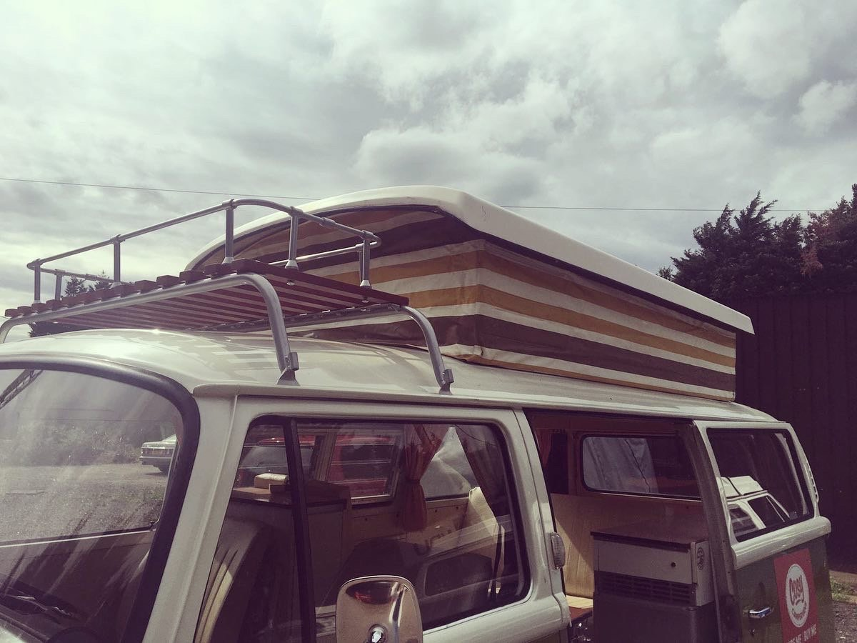 1976 Vw campervan devon (ready to go) For Sale (picture 6 of 6)