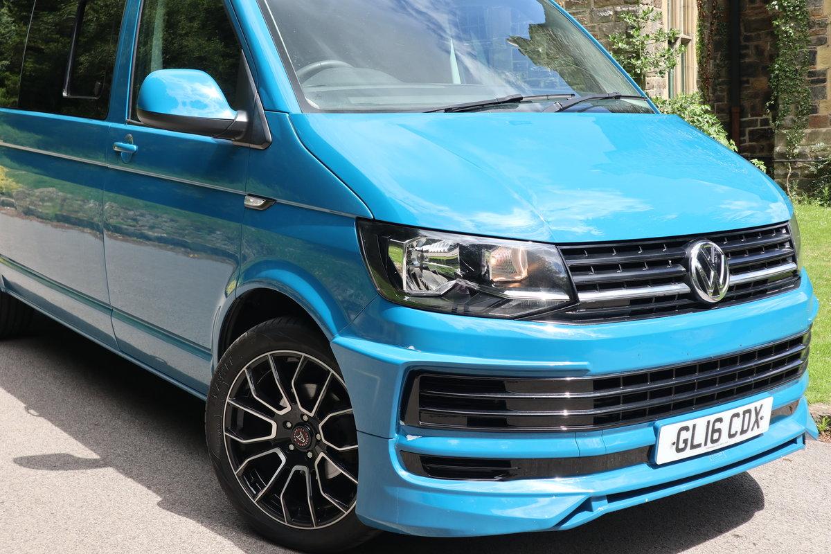 2016 Volkswagen Transporter 2.0L T28 TDI P/V STARTLINE For Sale (picture 2 of 6)