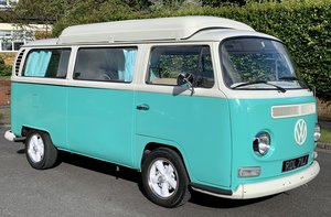 1970 Volkswagen VW Type 2 Bay Window Dormobile