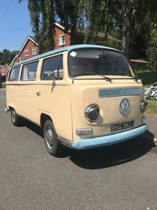 1971 VW T2 'Betty' Danbury conversion