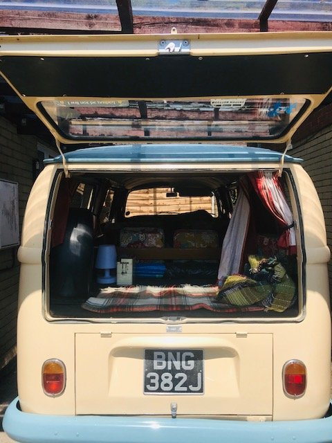 1971 VW T2 'Betty' Danbury conversion For Sale (picture 3 of 6)