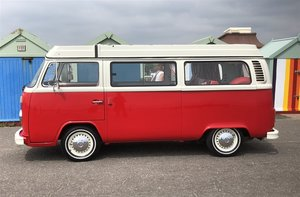 1978 VOLKSWAGEN TYPE 2 CAMPER For Sale by Auction