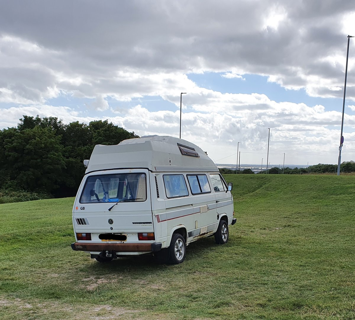 1989 VW T25  For Sale (picture 1 of 6)