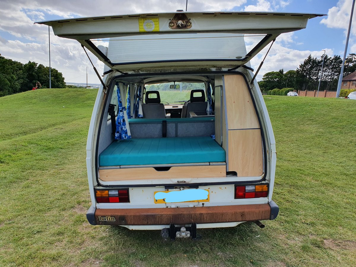 1989 VW T25  For Sale (picture 2 of 6)