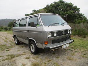 1988 Low mileage VW microbus 1 owner from New outstanding