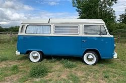 1972 VOLKSWAGEN TYPE 2 WESTFALIA For Sale by Auction