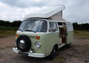 VW T2 Bay Westfalia RHD