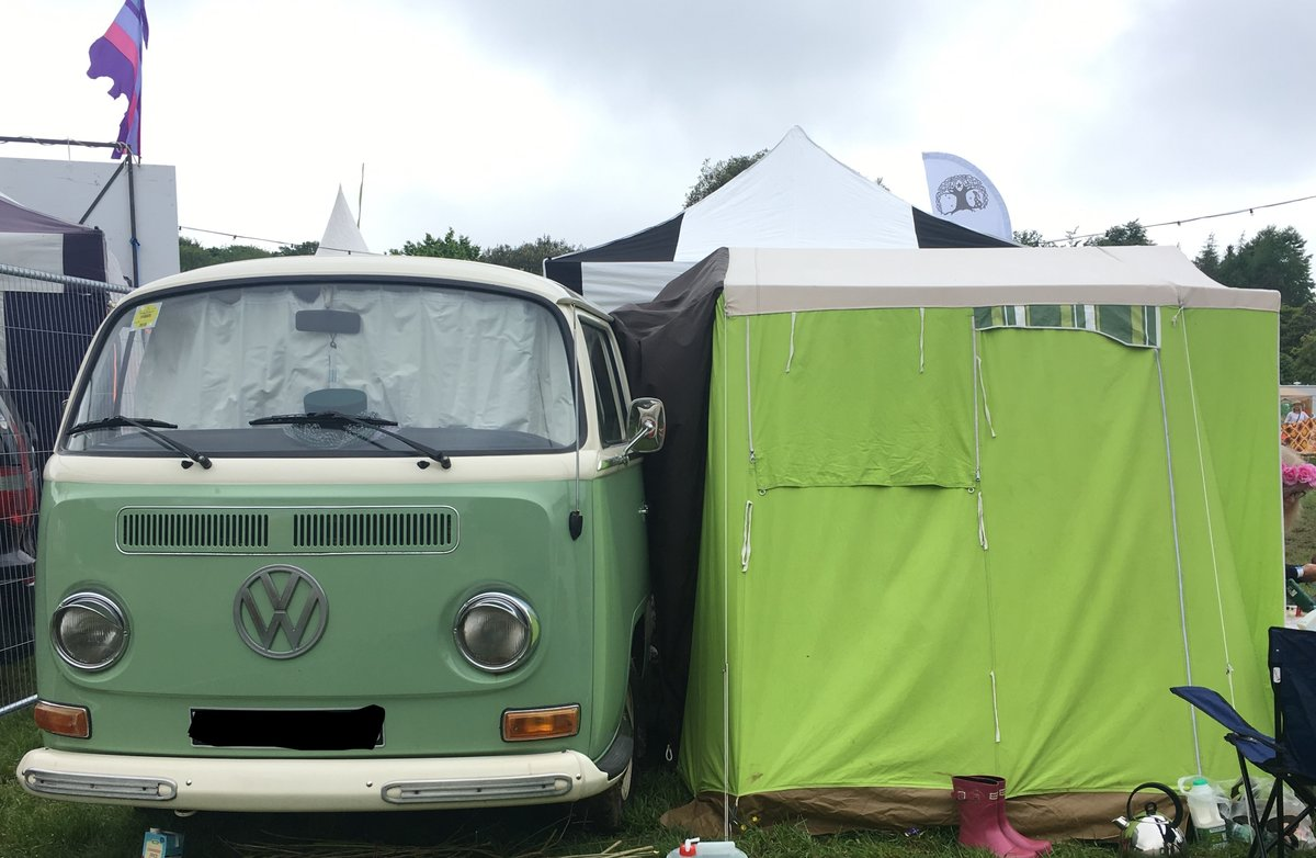 1971 VW T2 Early Bay Window Tin Top RHD For Sale (picture 5 of 6)