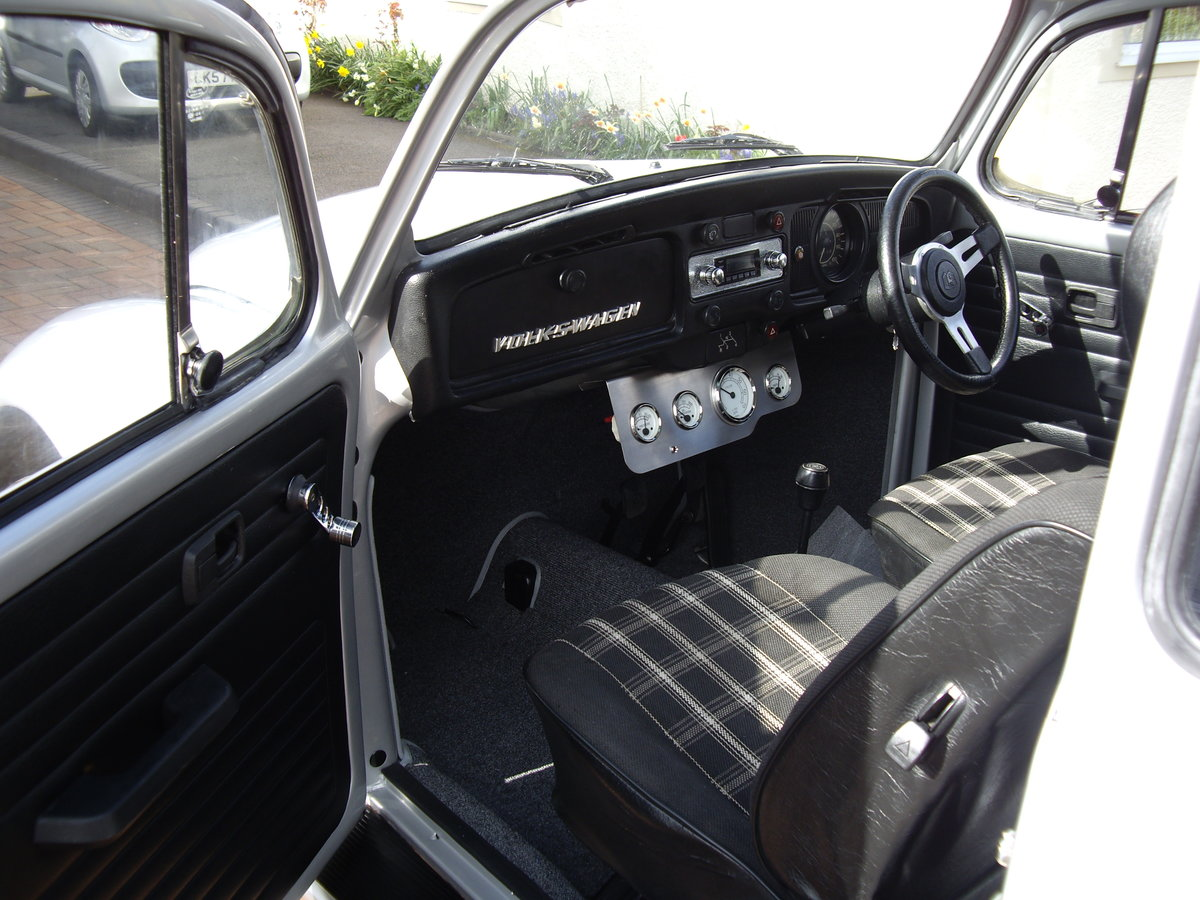 1982 Limited Edition Silverbug Beetle  For Sale (picture 6 of 6)