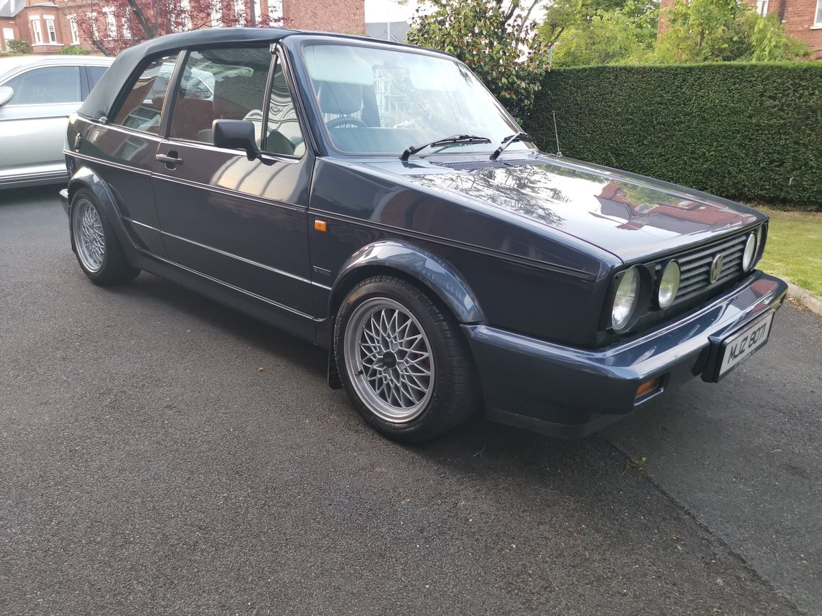 1989 Mk1 Golf Clipper For Sale (picture 1 of 6)