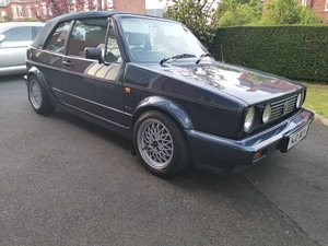 1989 Mk1 Golf Clipper