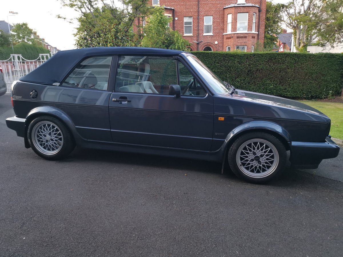 1989 Mk1 Golf Clipper For Sale (picture 2 of 6)