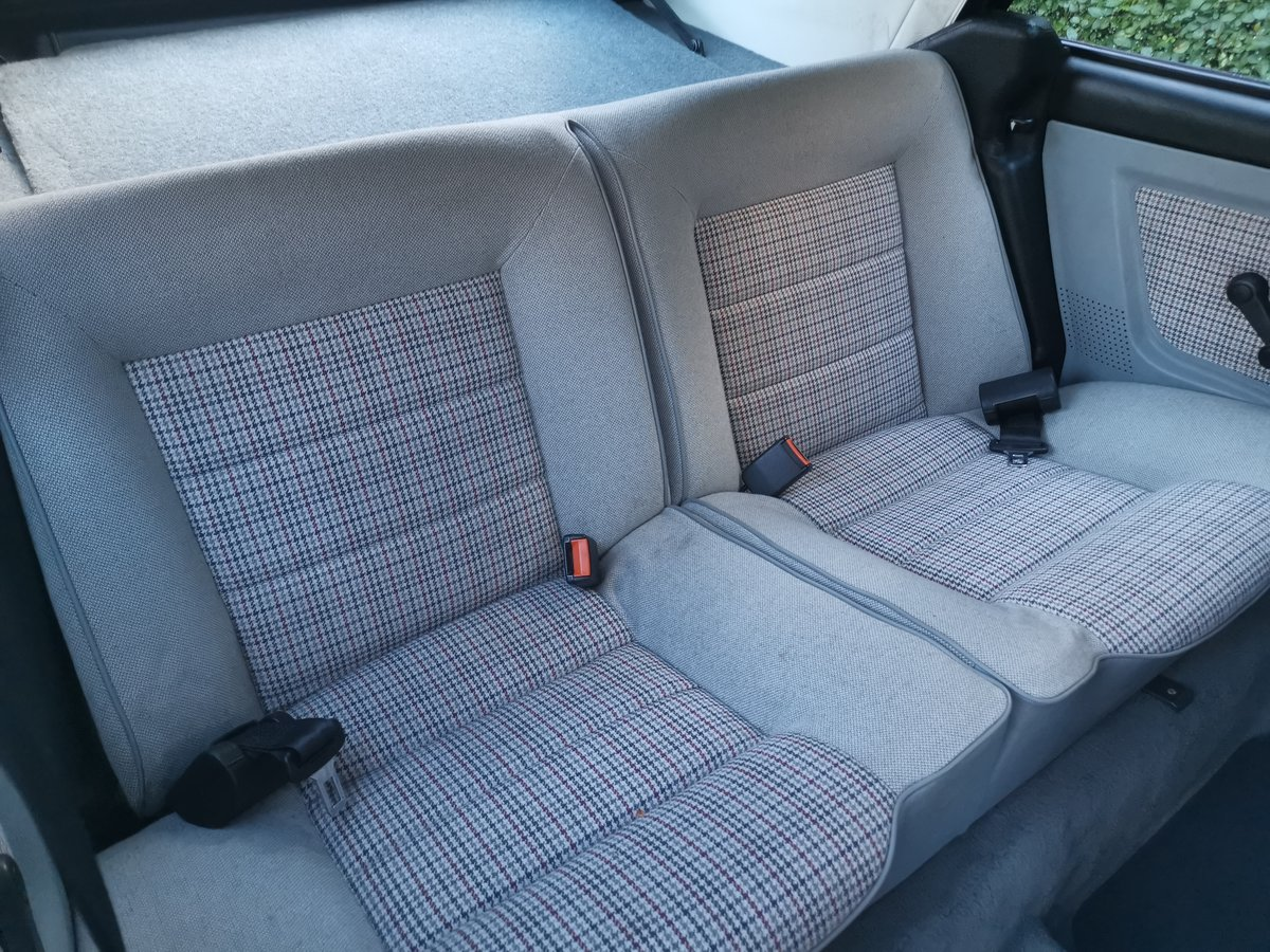 1989 Mk1 Golf Clipper For Sale (picture 5 of 6)