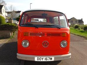 1973 VW Bay Restored