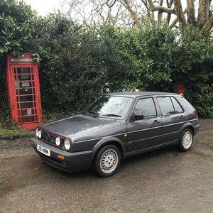 1992 VW Golf Mk2 Gti 8v Pearl Grey 151,000 FSH