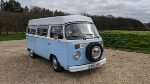 VW Bay Window  - Superb Drive  - Tax Free - 2ltr