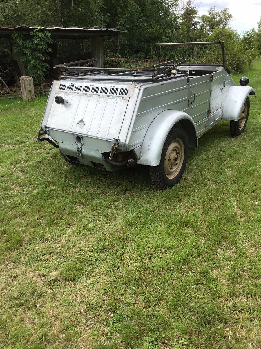 1943  Kübelwagen KDF Volkswagen  restored, original For Sale (picture 1 of 6)