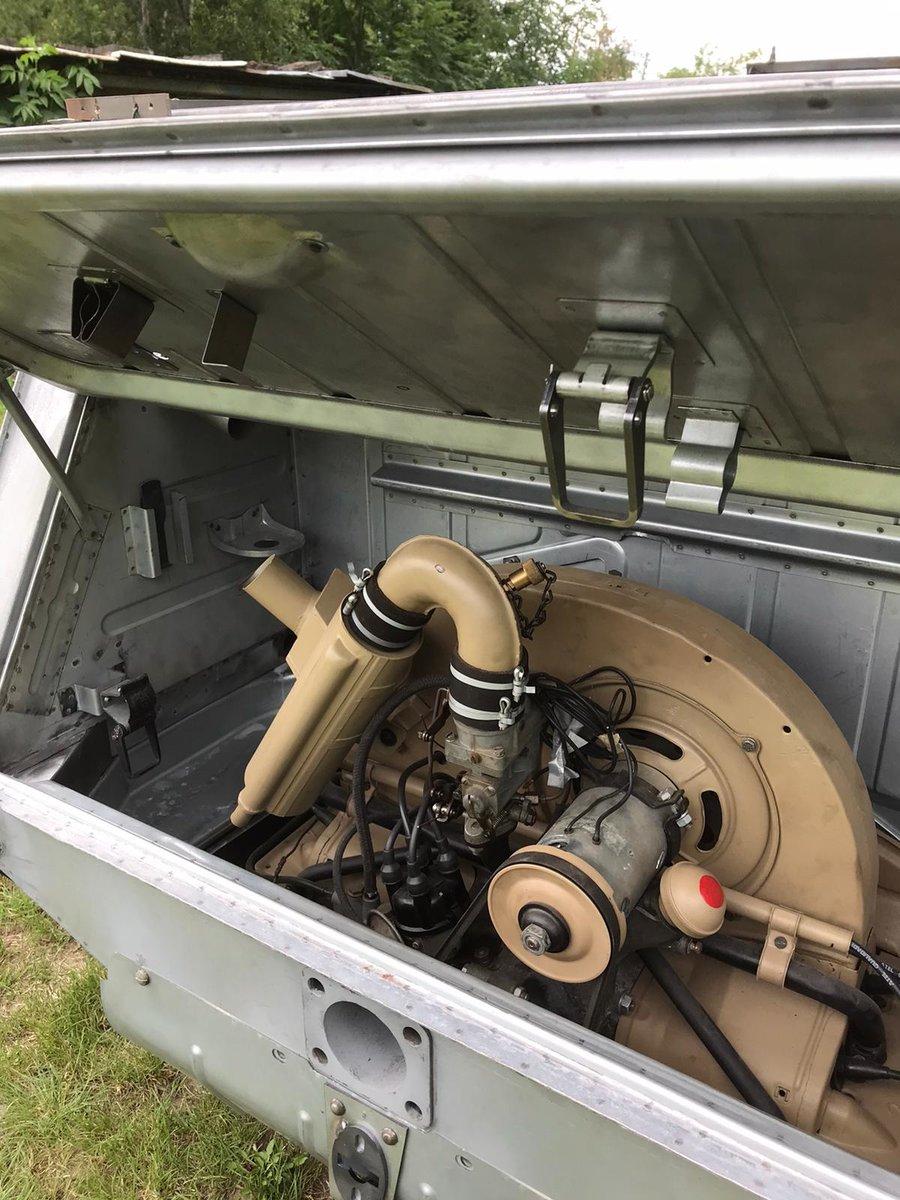 1943  Kübelwagen KDF Volkswagen  restored, original For Sale (picture 3 of 6)