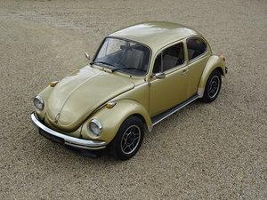 VW Beetle 1974 – Restored/Stunning Example