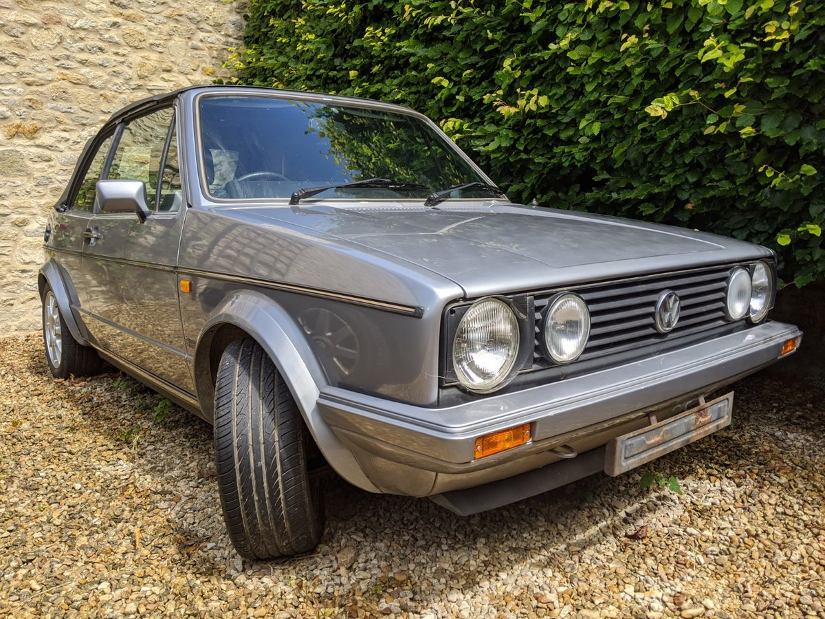 1988 Classic VW Golf Mk I  For Sale (picture 1 of 6)