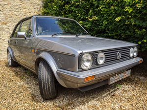 1988 Classic VW Golf Mk I