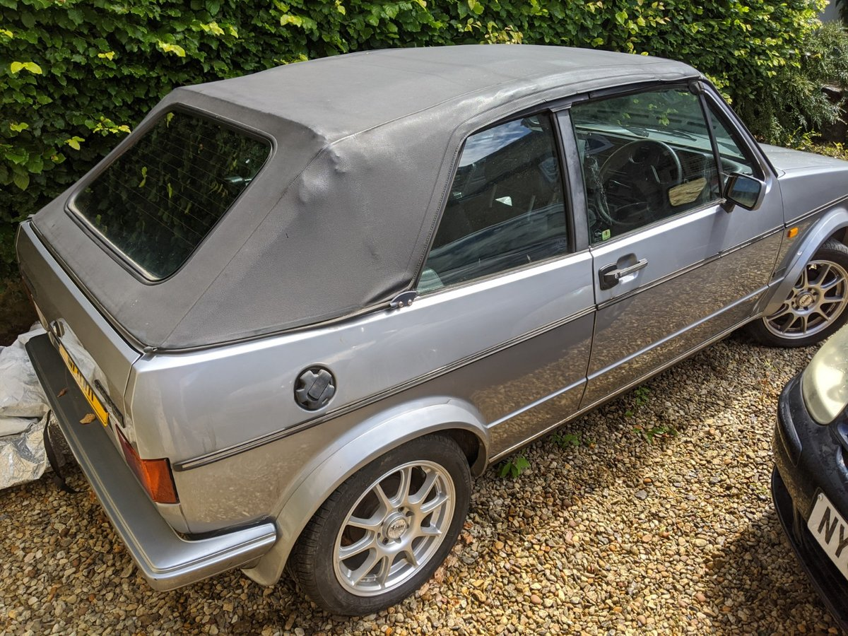 1988 Classic VW Golf Mk I  For Sale (picture 2 of 6)