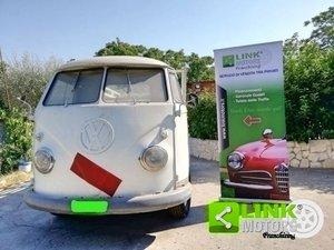 1962 Volkswagen T1 PICK UP 1.6 CC (prezzo affare)