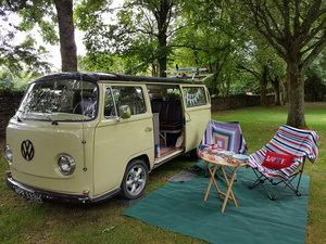 1970 Volkswagen Bay Camper