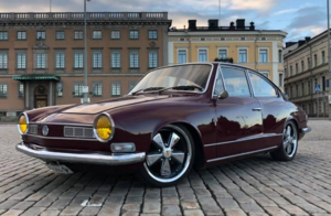 1972 Volkswagen Karmann Ghia TC For Sale