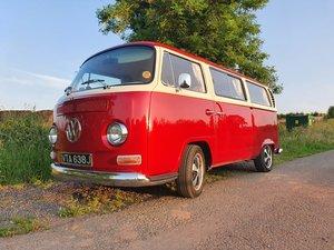 VW early bay window campervan 1776cc