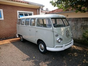 1969 Nice white T1 bus For Sale