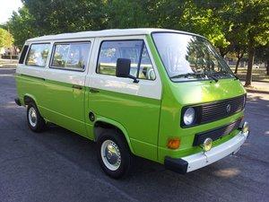 1981 Volkswagen VW T Bus