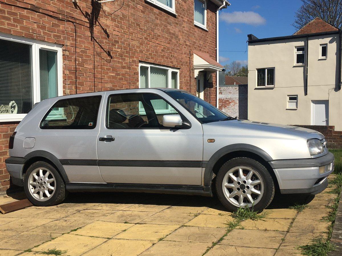 1997 Volkswagen Golf Gti mk3 2l 8v 3 door For Sale (picture 4 of 5)